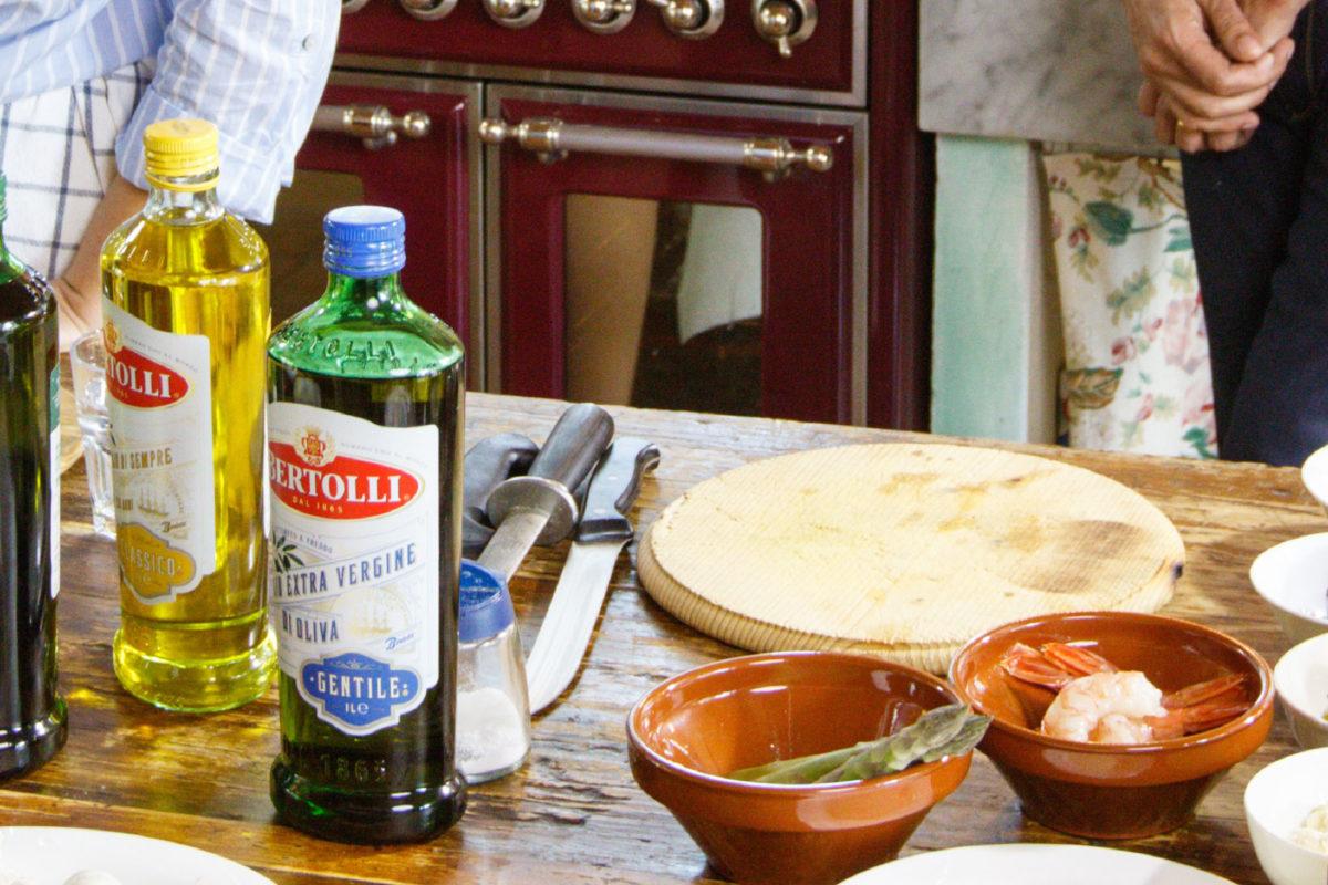 Leckere Weihnachtsrezepte mit Olivenöl