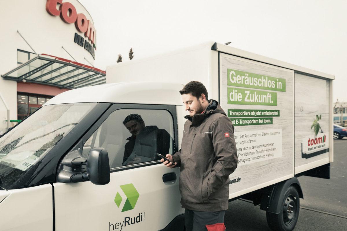 Tschüss Einkaufsstress – mit Bosch und toom
