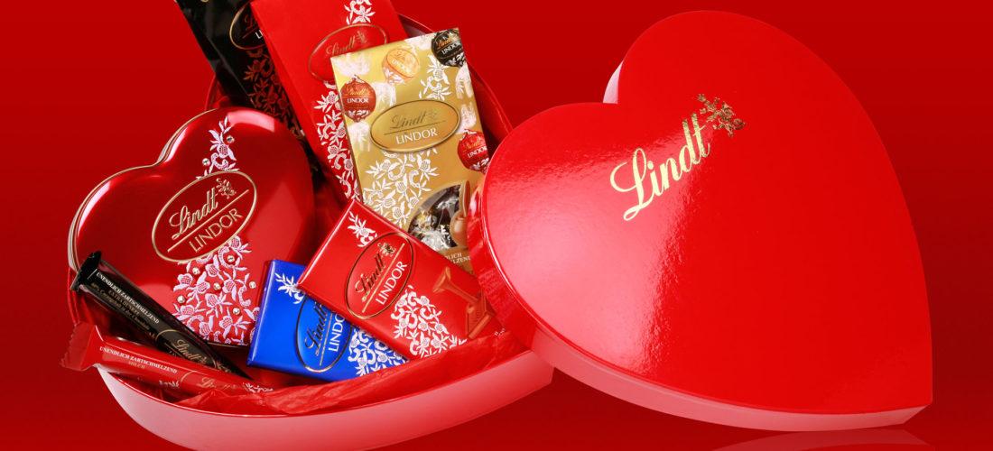 Mein kleiner Glücksmoment zum Verlieben – mit Lindt