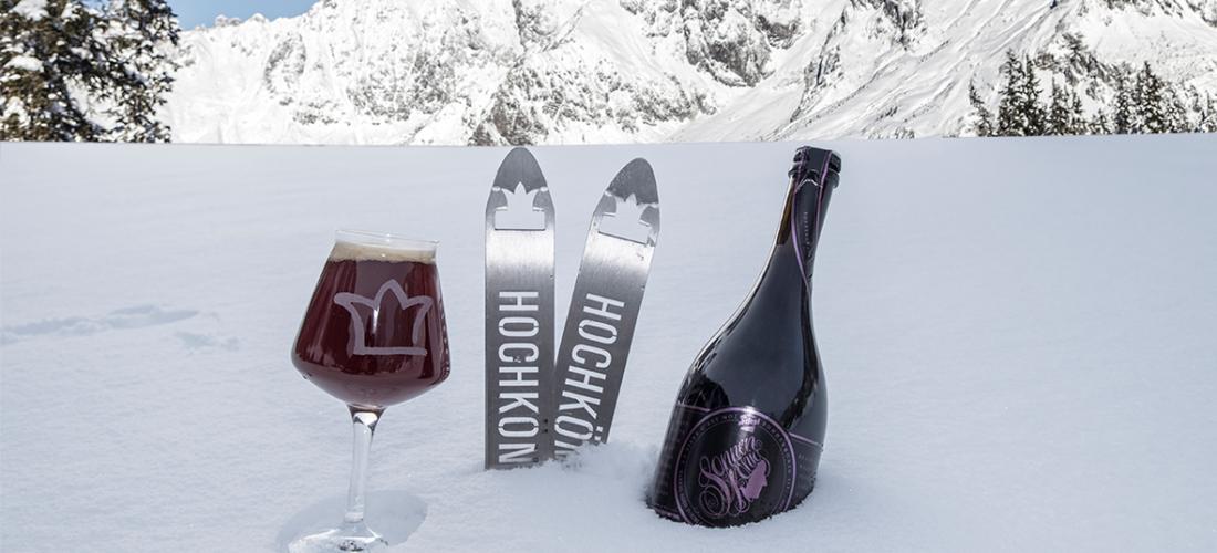 Wintersonne & Brauereikunst – <br>Das dritte Craftbier Festival der Alpen