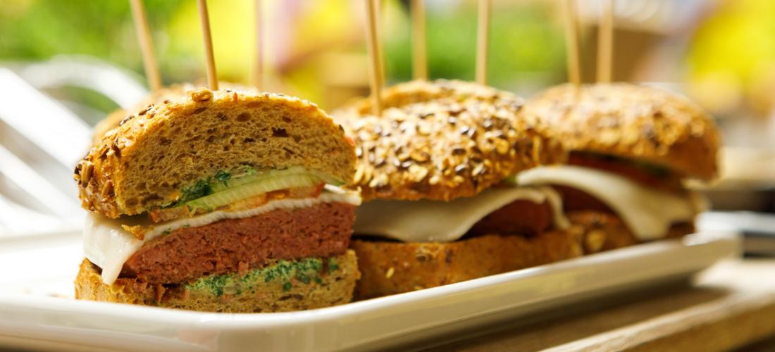 """Vegetarischer Grillgenuss mit dem """"Incredible Burger"""""""