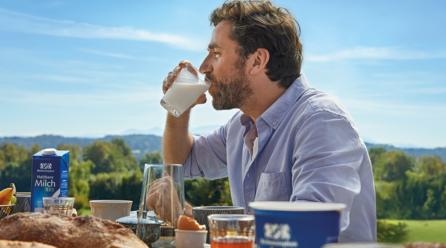 1. Juni – Tag der Milch: <br>Beim Thema Milch ist sich Deutschland einig
