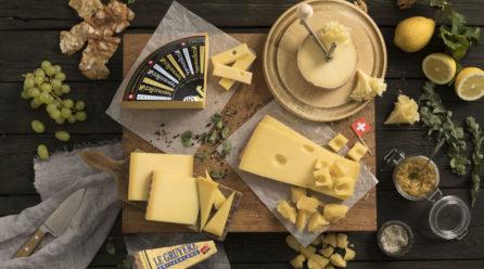 Tag der Milch 2019: Schweizer Käse
