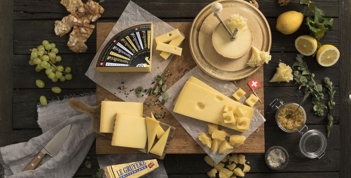 Tag der Milch: Schweizer Käse wie zu Großvaters Zeiten
