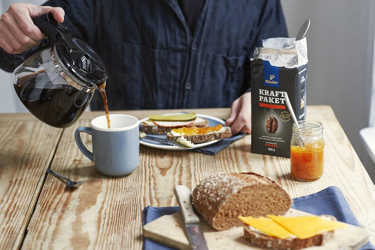 Kaffee – der wahre Wachmacher