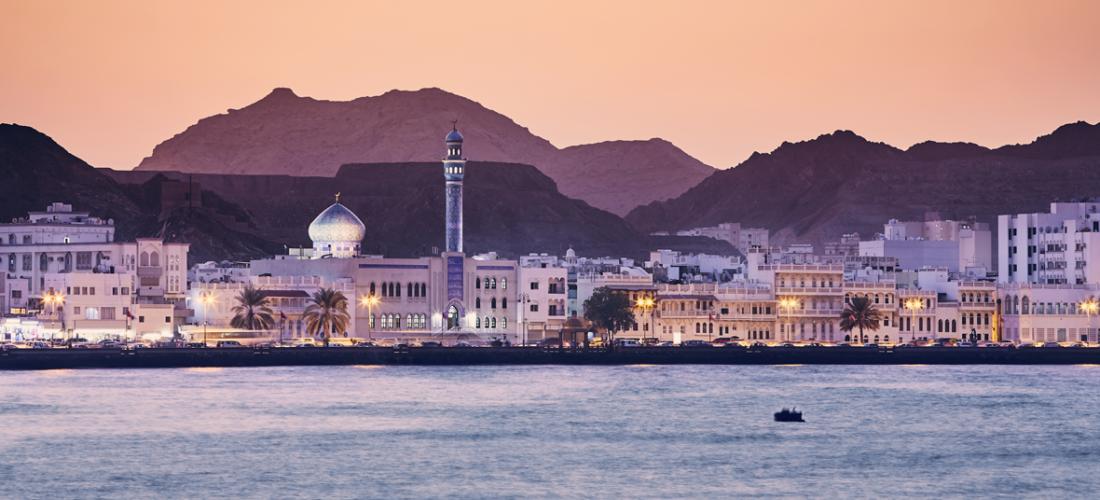 Reisetipp Oman: Wasser und mehr