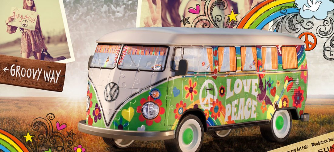 Love, Peace and Happiness… 50 Jahre Woodstock