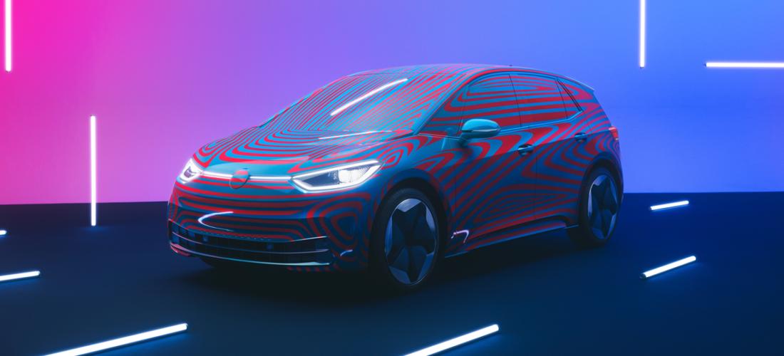VW im Aufbruch: <br/>Mit dem ID.3 in eine neue Ära der Elektromobiliät