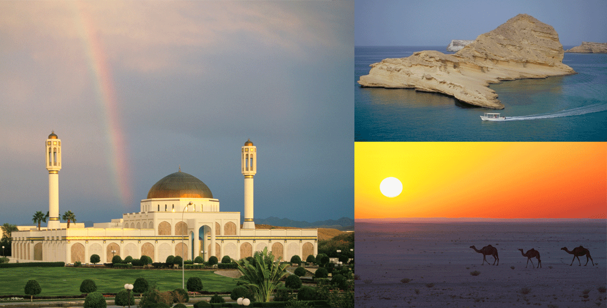 Oman – Land voller Mythen, Wüsten und atemberaubender Landschaften