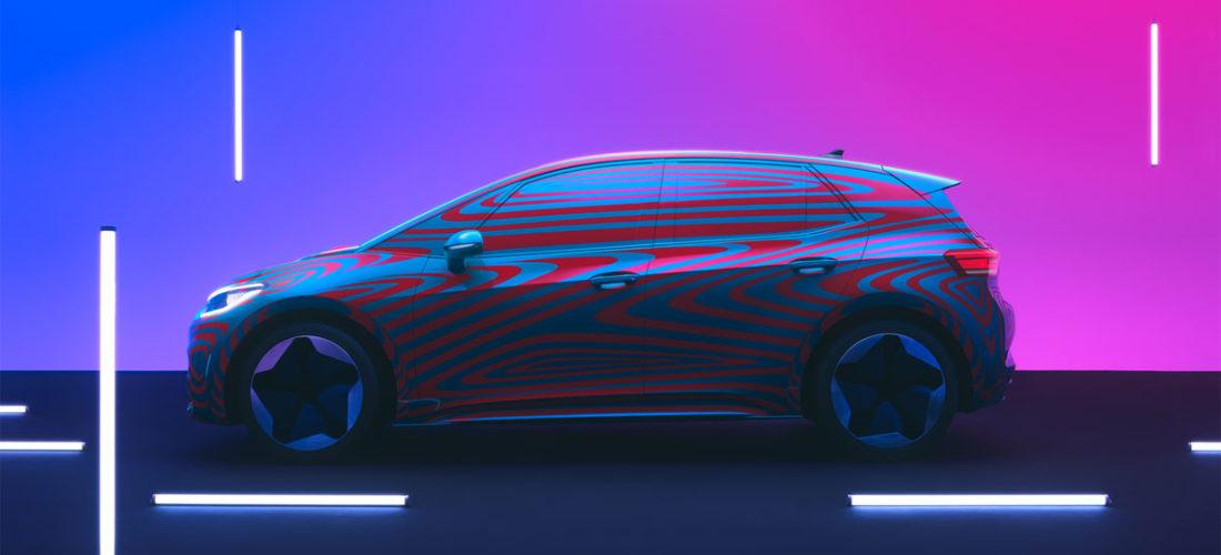 Weltpremiere auf der IAA: <br/>Volkswagen präsentiert E-Auto ID.3