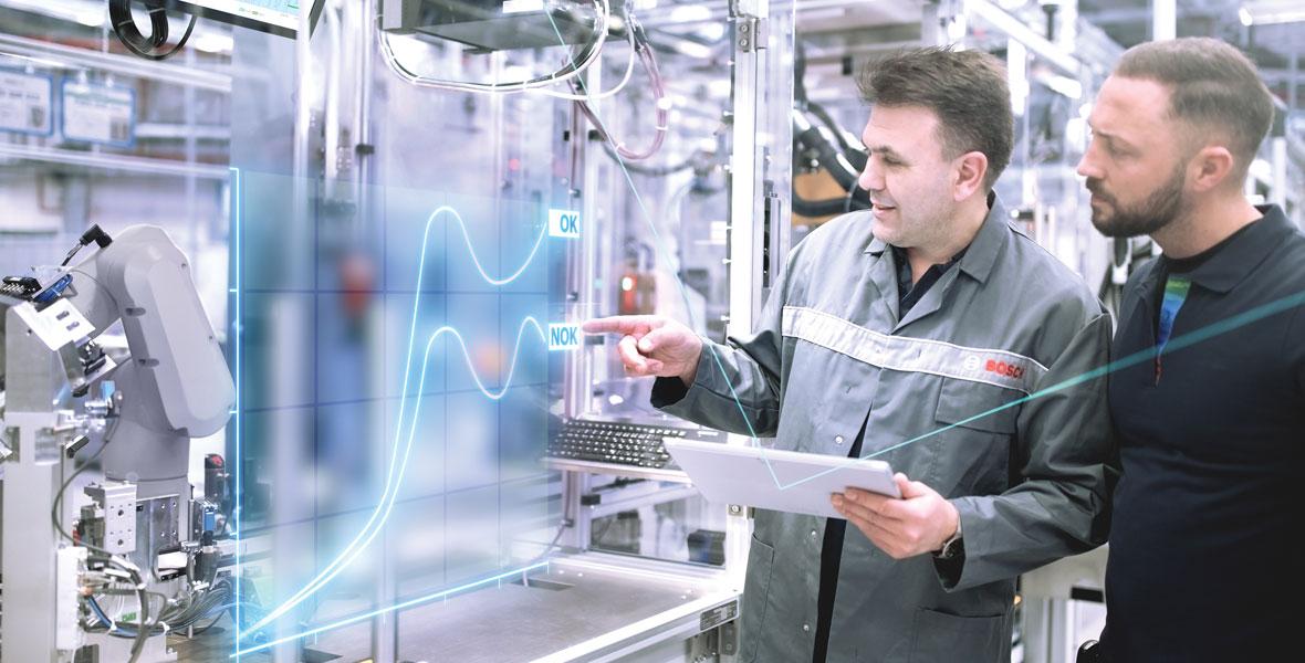 Die Fabrik der Zukunft