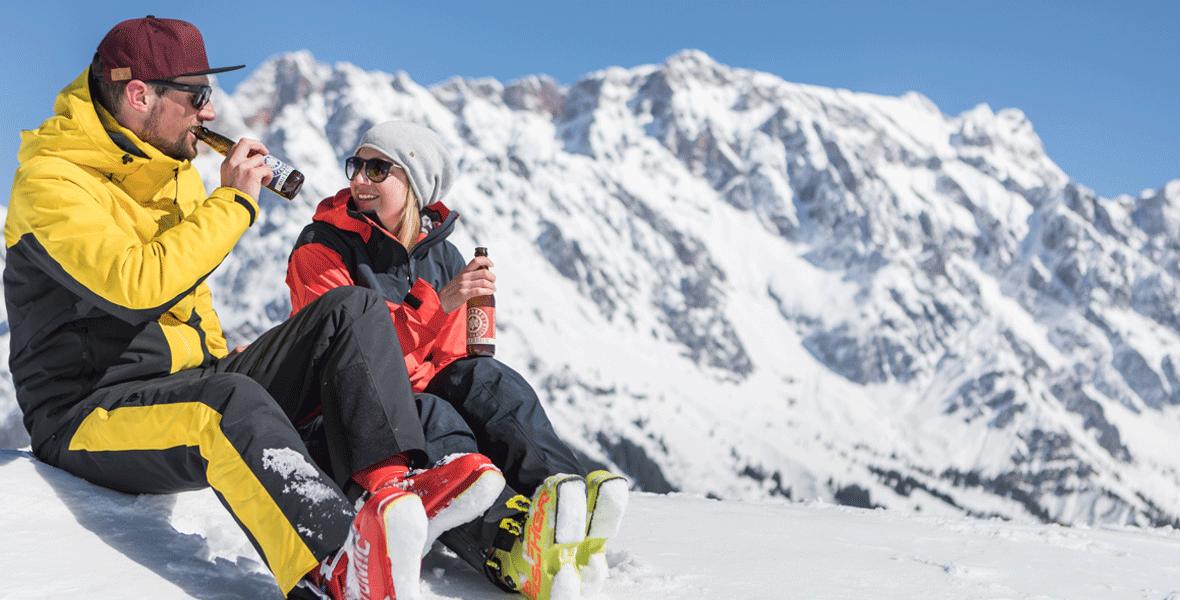 Brauereikunst & Partyspaß am Berg –<br/> das Alpine Craft Festival in der Region Hochkönig