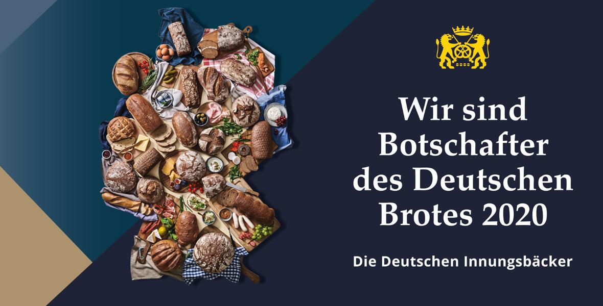 Tag des Deutschen Brotes am 5. Mai 2020