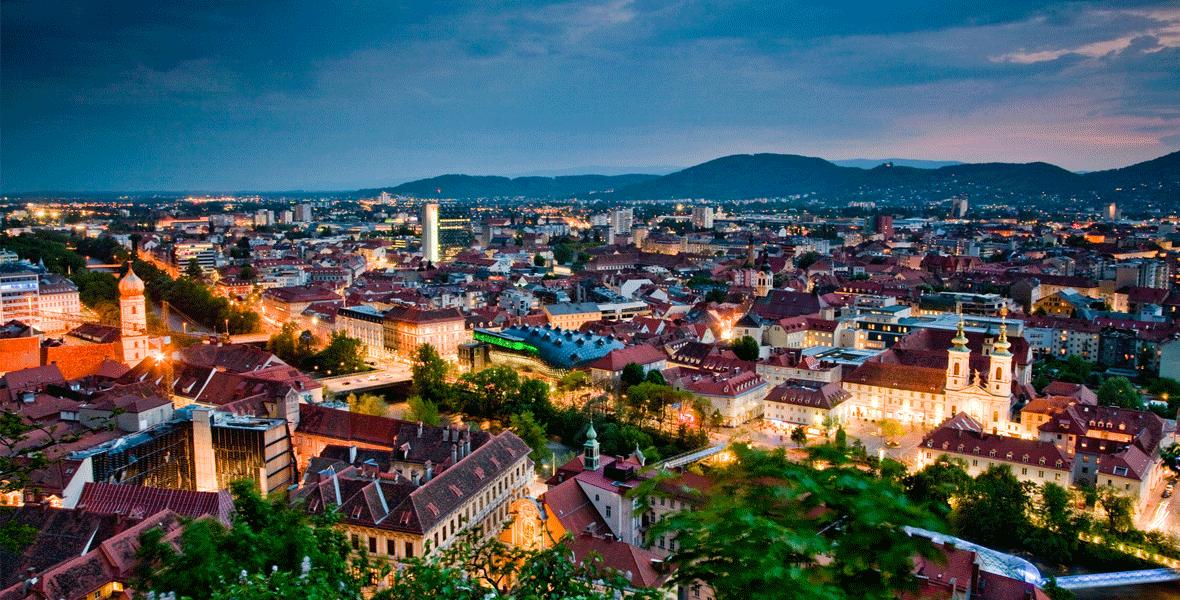 Reisetipp: <br/>Die Kulturstadt Graz entdecken