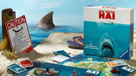 Spiel-Tipp: 'Der weiße Hai' von Ravensburger