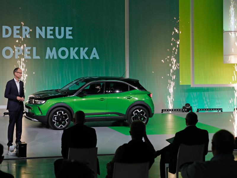 Blick in die Opel Zukunft:<br/> Der neue Mokka