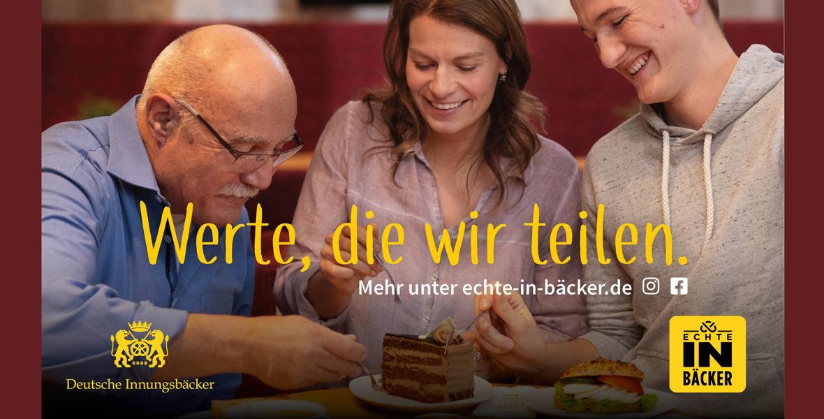 Echte IN-Bäcker! Innungsbäcker starten neue Kampagne