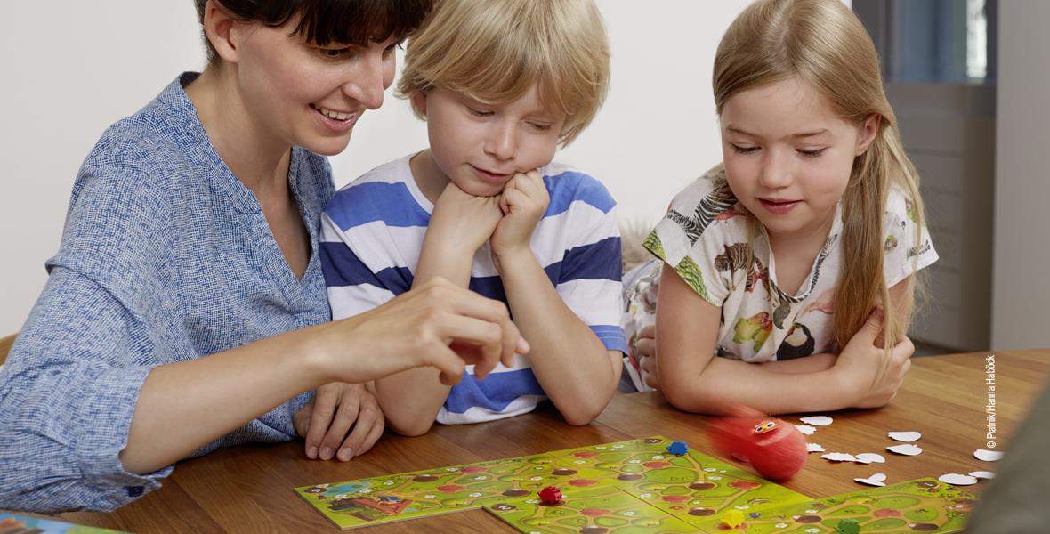 Kinderspiel des Jahres: Speedy Roll von Piatnik