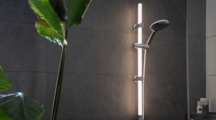 Radio Advent 2020: LED-Duschstange von WENKO