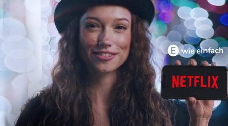 Gemütlich durch den Herbst mit E WIE EINFACH und Netflix