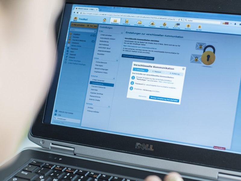 25 Jahre WEB.DE – die Zukunft der E-Mail