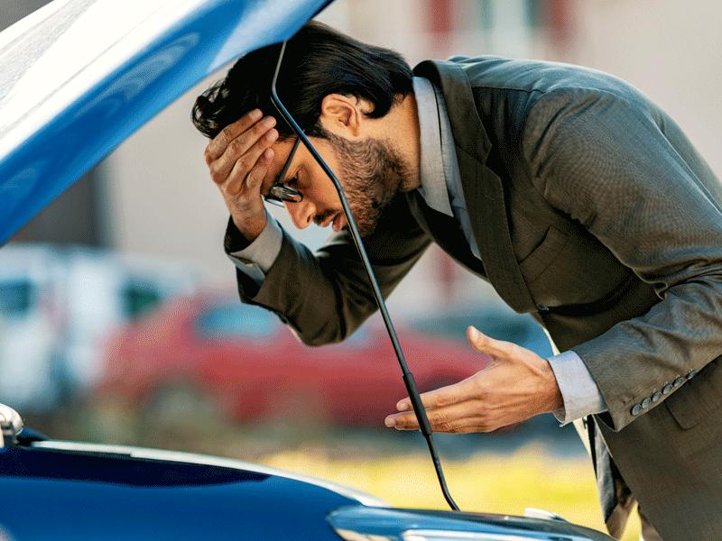 Was deutsche Autofahrer über ihre Autos (nicht) wissen