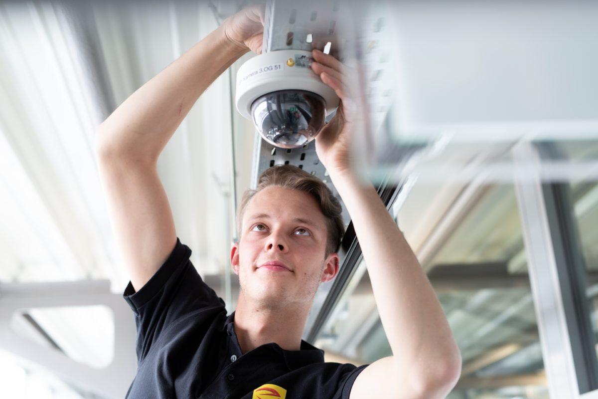 (Neue) Ausbildungsmöglichkeiten <br/>im Elektrohandwerk
