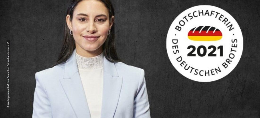 Tag des Deutschen Brotes: Almila Bagriacik ist Brotbotschafterin 2021