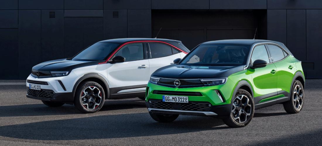Der neue Opel Mokka ist startbereit