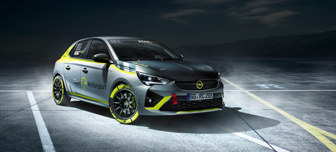 Weltpremiere: <br>Der erste elektrische Rallye-Markenpokal ist startklar