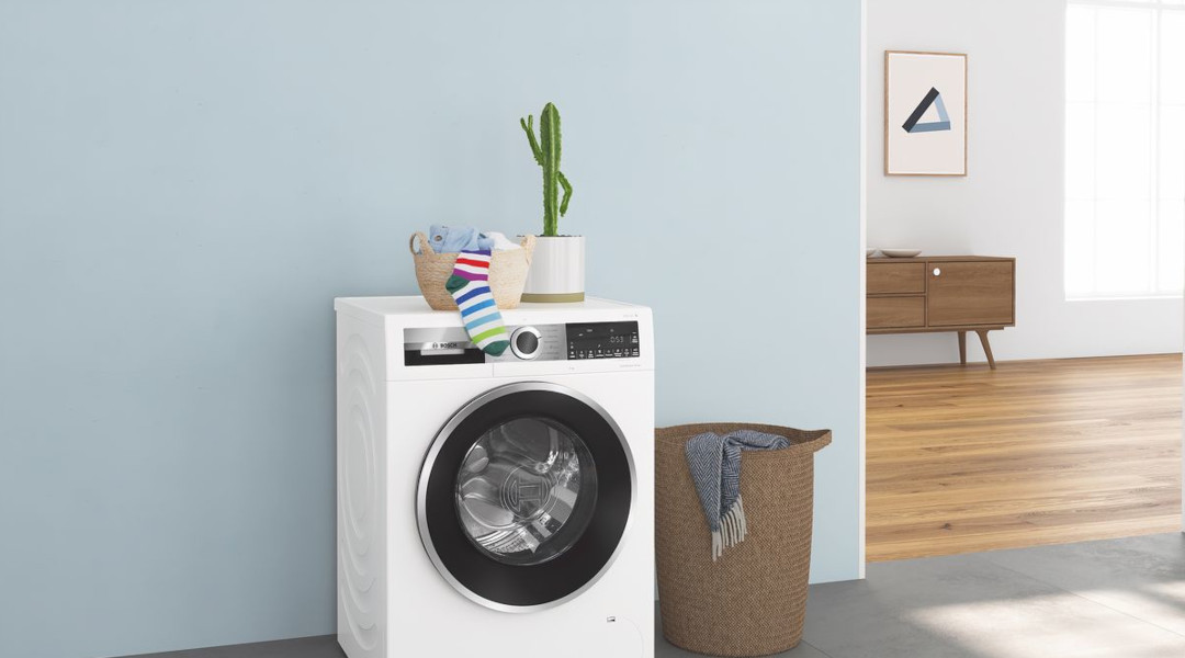Sparsame Waschmaschinen für mehr Nachhaltigkeit
