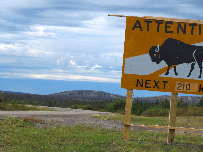 Kanada: Northwest Territories